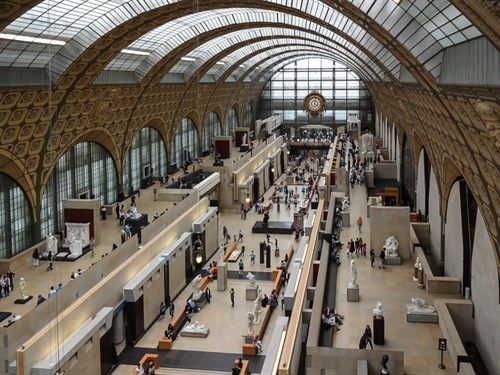 Museo de Orsay - Flickr 19269814575